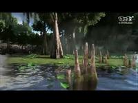 雪山沼泽地形、生物《方舟:生存进化》216预告