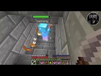 MC 我的世界 与老坑!冒险征途! P2 人高,卡墙-Minecraft 视频片段