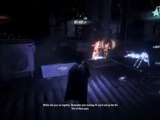 《蝙蝠侠:阿卡姆骑士》1.11补丁潜入挑战演示(4)