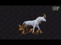 [魔兽世界]Legion - 独角兽新模型