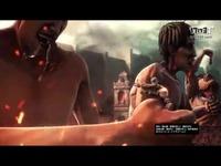 PS4《进击的巨人》开场动画
