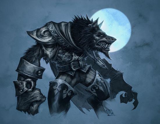 13狼人小红帽 童话里都是骗人的[夏天风暴英雄]