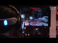 《直到黎明:Rush Of Blood》VR实机试玩视频