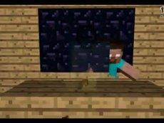 Him 老师教学生偷东西 《怪物学院》 Minecraft 我