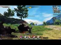 《创世纪战OL》公开区域任务游戏画面