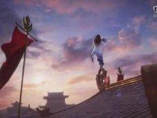《我们的传奇》CG预告片,3D演绎战法道