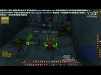 宇宙猎魔兽世界7.0 测试服武器战一键宏演示
