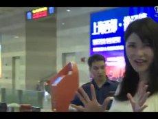 冲田杏梨助阵 XY游戏《传奇盛世》百万之夜花絮