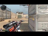 逆战沙漠机场M107混沌试玩-游戏 视频直击