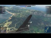视频直击 战争雷霆 国际服 空战历史 塞班岛 1.61.1.64(斯特林  意外之喜)-原创