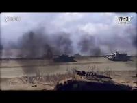 《装甲战争》新PVP地图 前线