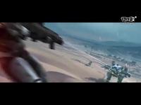 科幻风机甲射击游戏《跨界战场》官方预告片