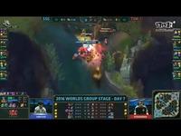 火箭快报:LOLS6世界总决赛,RNG斩杀TSN进八强