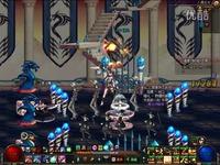 直击 裁决女神暗帝暗殿骑士女鬼剑单刷人偶玄关地下城与勇士dnf单刷升级视频2222-原创