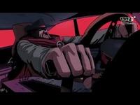 《重金属飞车》动画预告片