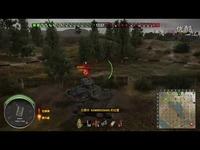 坦克世界ps4T54白板炮9杀无会员郁闷-iKu 精彩短片