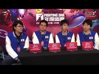 右边的小哥我就忍着不笑!日本玩家专访
