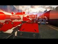 红警光棱武器加入 《暴走装甲》未来科技揭晓