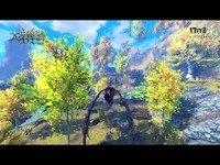 《太极熊猫3:猎龙》大世界飞行实录