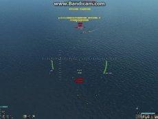 海战世界最后一秒击沉对方猥琐旗舰--来自BB的视频-海战世界 热播