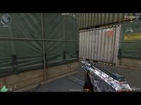 精彩内容 【穿越火线】最新武器AK12-幽灵试玩-最新武器