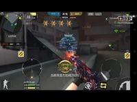 最新 穿越火线李委峰解说,最新英雄级武器'暗影',暗影打爆全场-游戏