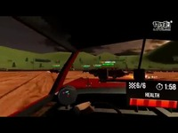VR游戏《撞车大赛VR(Demolition_Derby_VR)