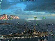 精彩片段 海战世界-虎-两场合集-第二场非常精彩-Lion老虎解说-视频