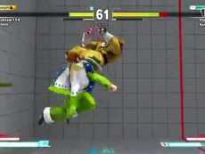 SFV  ▰ Is Momochi's Season 2 Ken Still Good
