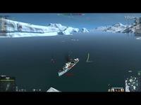 海战世界-驱逐舰M级-低级房贫民装配置-海战世界 推荐视频