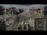 热门短片 坦克世界 游戏视频 美国美系8级 M系Ⅷ级 自行火炮 银币坦克 M40M43 白板炮 远程