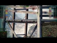 热播视频 坦克世界 游戏视频 德国德系10级 D系Ⅹ级 莱茵杀手 蟋蟀15 150炮 自行反坦克炮
