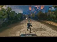 《神之浩劫》光谱剑新皮肤Ares