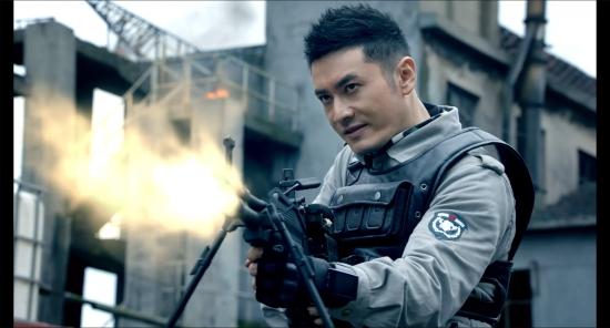 《生死狙击》为国而战 黄晓明带你穿越生死战场