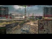热点视频 【WOT】坦克世界LOD解说 布拉格E25单人翻盘-原创