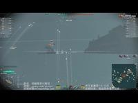 战舰世界YC解说玩家系列第224期 过年各个猛如虎-海王星24W节奏 精彩