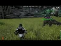 腻害了,屏幕已炸!方舟玩家带自己恐龙大军出征