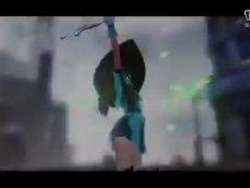 《龙魂时刻》莎萝娅实战演示视频