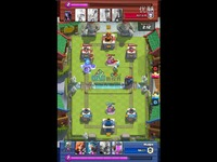 [moba新视界]部落冲突皇室战争视频:骷髅巨人迎战双王子 热推视频