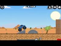 挖掘机视频表..大卡车 越野车汽车视频表演 超级大脚车挑战赛 经典视频