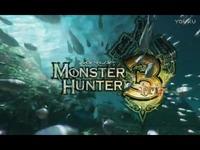 怪物猎人3G开场CG 高清 焦点视频