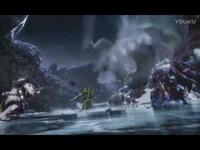 怪物猎人XX开场CG 高清 焦点内容