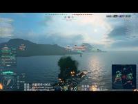 战舰世界YC解说玩家系列第255期 17发核心!躺着都能打!-蒙大拿 热门集锦