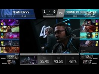 2017LCS北美春季赛第9周 NV vs CLG 第2场