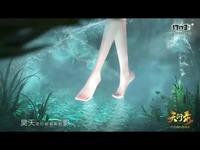 柳岩倾情献声《天衍录》主题曲MV带你畅游星域