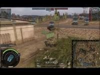 装甲战争俄服7级VBL食用教程 热门短片