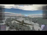 战争雷霆 国际服 陆战历史 斯大林格勒 1.67.2.43(4飞机) 精华内容