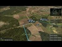战争游戏红龙 美军信息化不敌机械化 经典视频