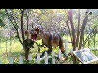 怎么拥有一只恐龙?看完视频我家就回到了侏罗纪