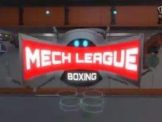 Mech League Boxing Trailer